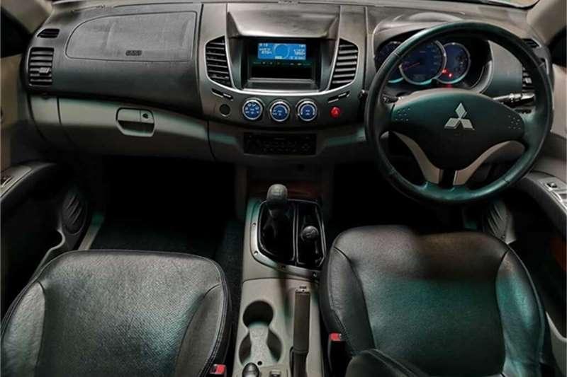 Mitsubishi Triton 3.2DI D 4x4 double cab 2010