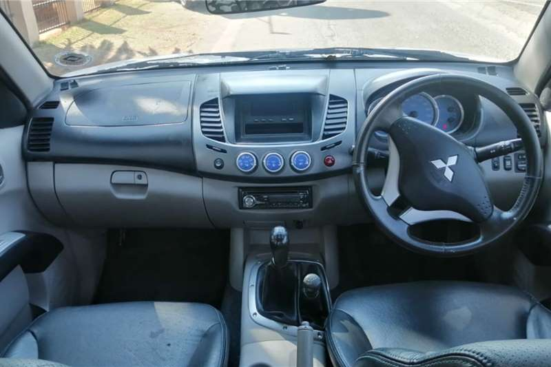 Used 2011 Mitsubishi Triton 3.2DI D 4x4 double cab