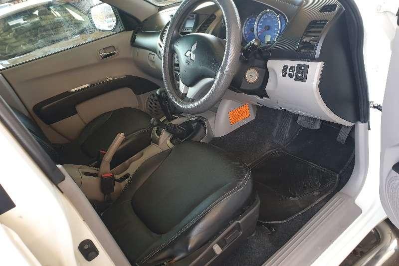 Used 2010 Mitsubishi Triton 3.2DI D  4x4 double cab automatic