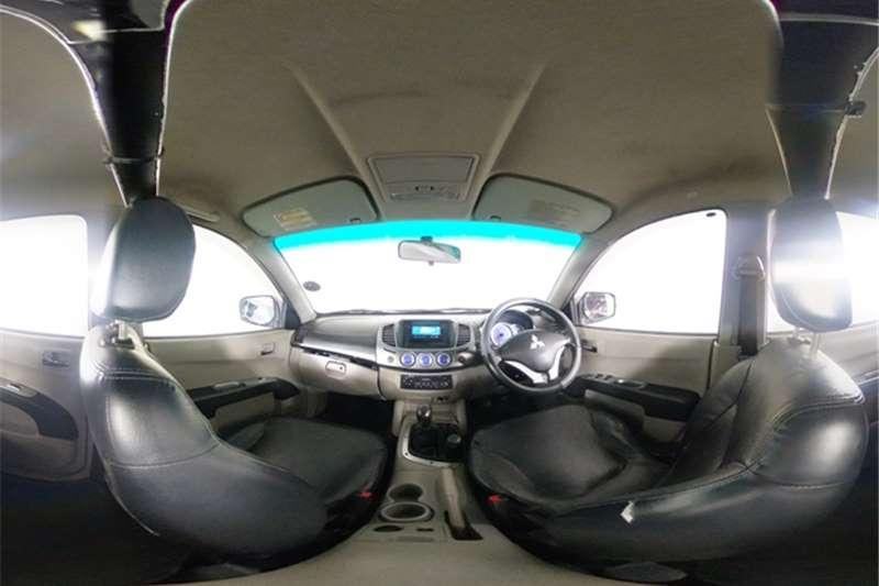 Used 2011 Mitsubishi Triton 3.5 4x4 double cab