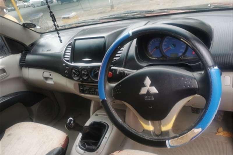 Mitsubishi Triton Double Cab TRITON 2.4 Di DC P/U D/C 2008