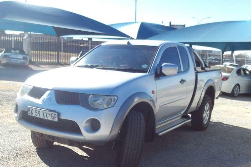 2011 Mitsubishi Triton 2.5DI D ClubCab