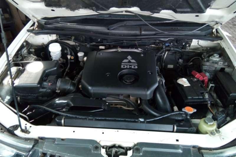 2009 Mitsubishi Triton 2.4DI D double cab 4x4