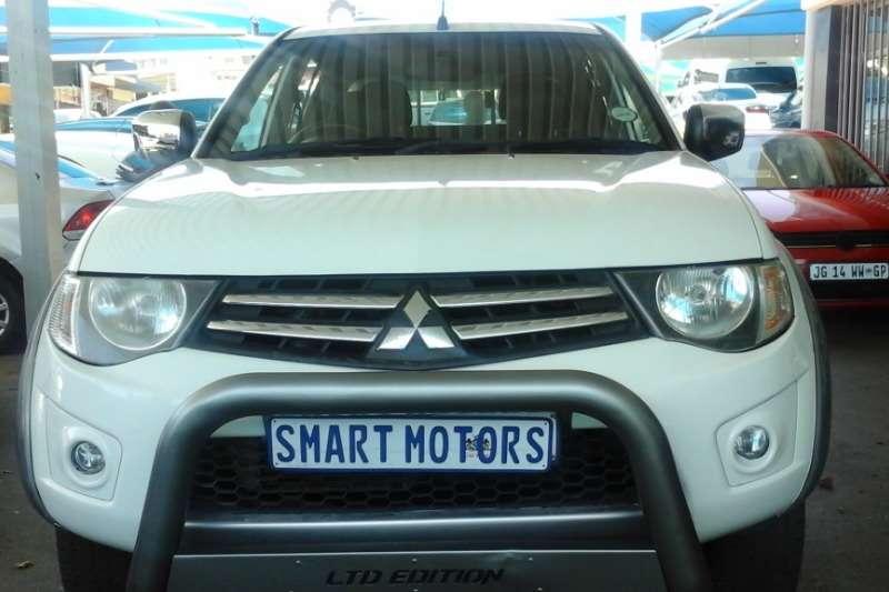 2012 Mitsubishi Triton 2.5DI D GLX