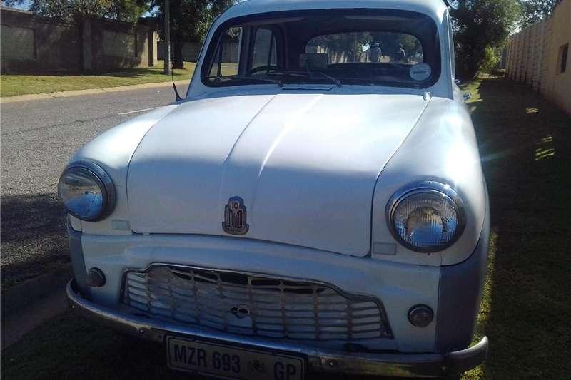 Morris Mini 1957