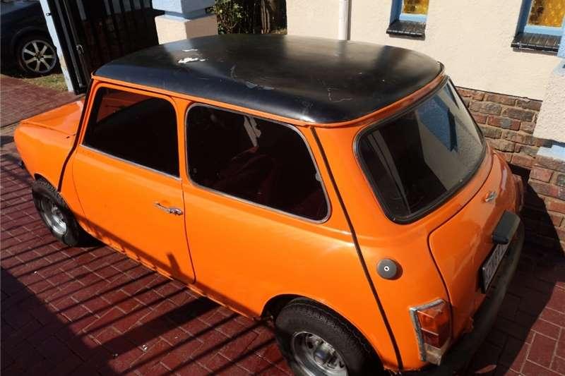 Morris Mini 1975
