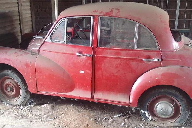 Morris Minor 1954