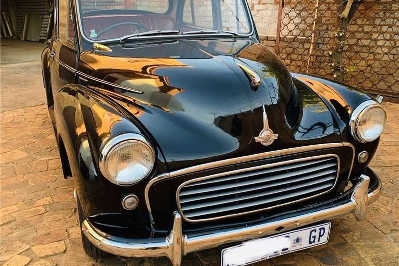 Morris Minor 1957