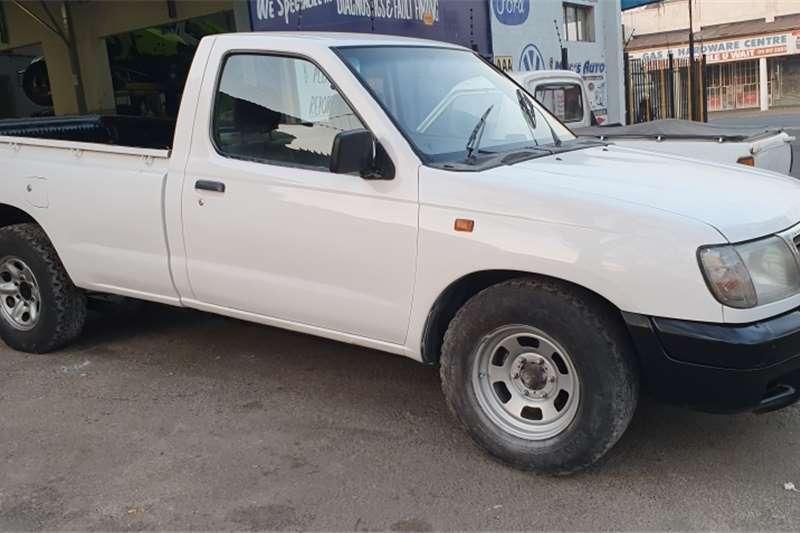 2007 Nissan 1 Tonner