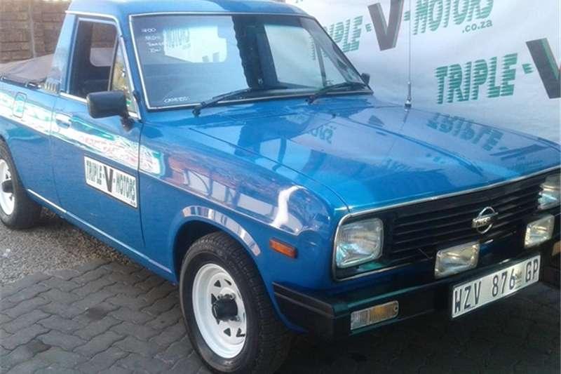 Nissan 1400 2001