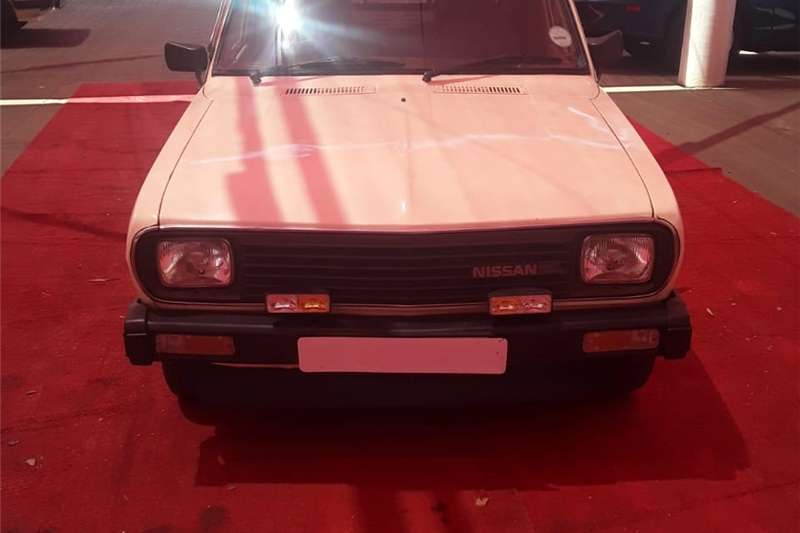 Nissan 1400 Champ 1988