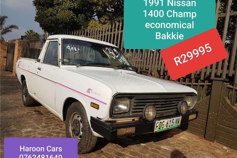 Nissan 1400 Champ 1991
