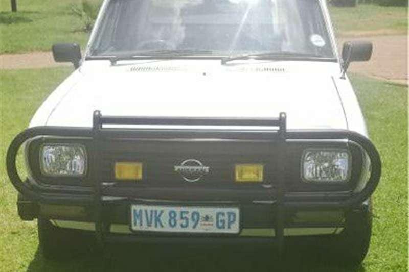 Nissan 1400 Champ 1997