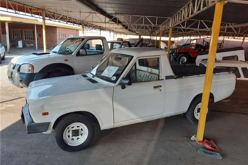 0 Nissan 1400