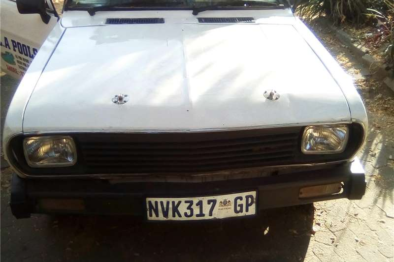 Nissan 1400 Heritage Edition 1997