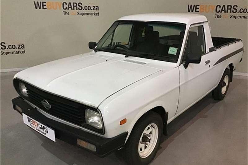 2004 Nissan 1400