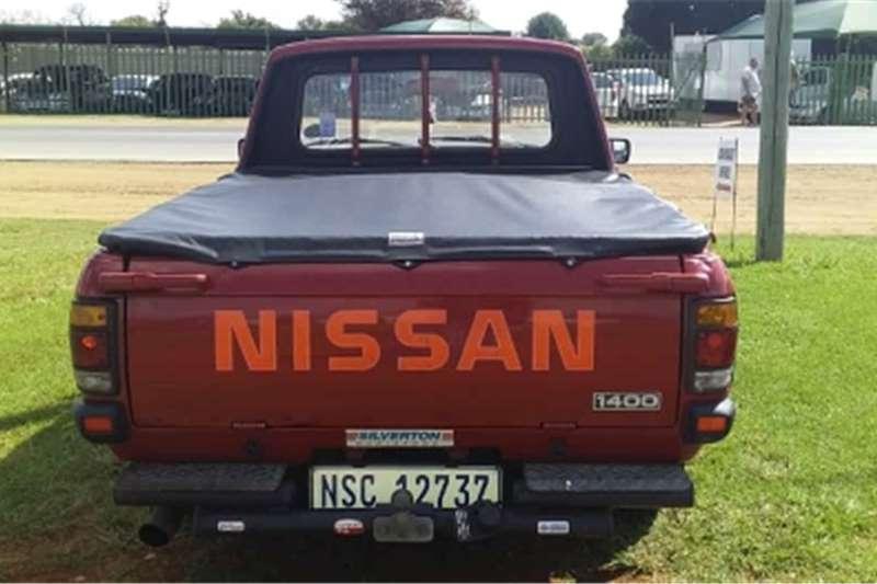 Nissan 1400 Nissan 1400  5 speed 1999