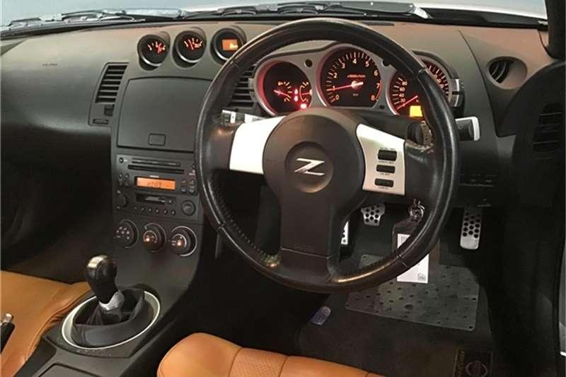 Nissan 350 Z 350Z coupé 2005