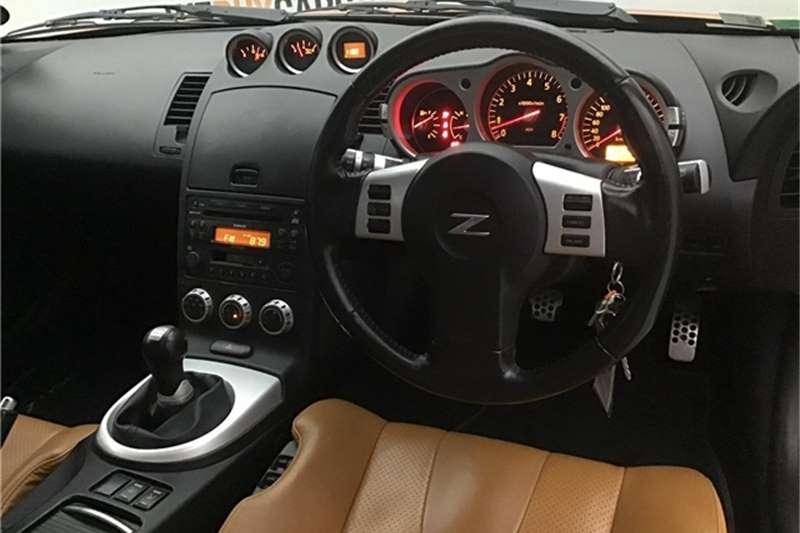 Nissan 350 Z 350Z coupé 2007