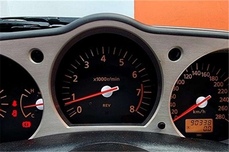 Used 2005 Nissan 350 Z 350Z roadster