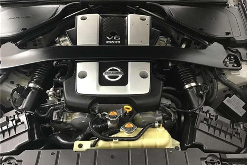 Nissan 370 Z 370Z coupé 2011
