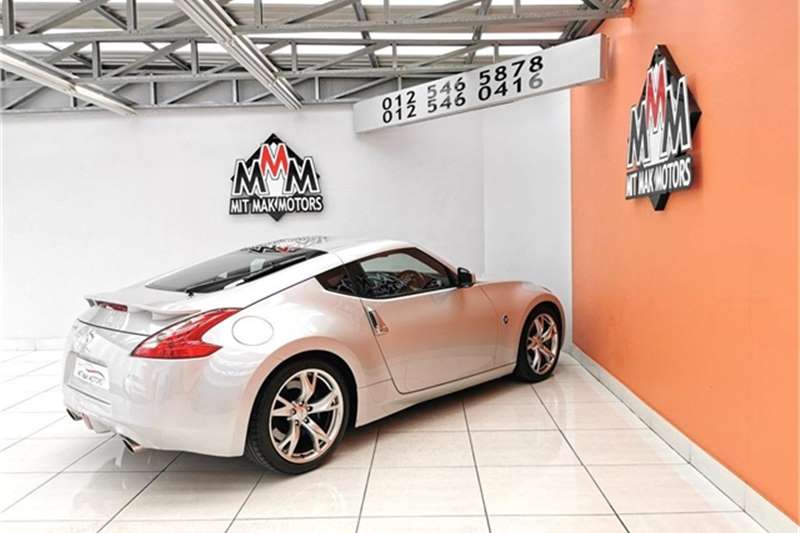 Nissan 370 Z 370Z coupé automatic 2012