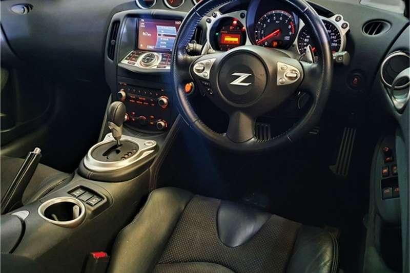 Used 2013 Nissan 370 Z 370Z coupé automatic
