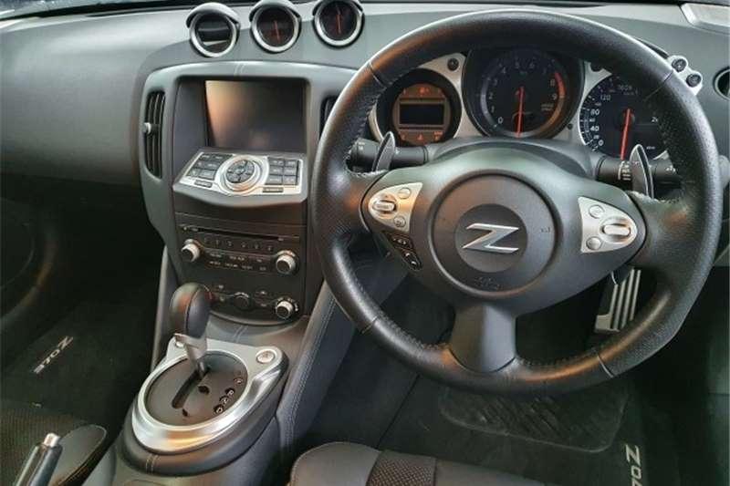 Nissan 370 Z 370Z coupé automatic 2018