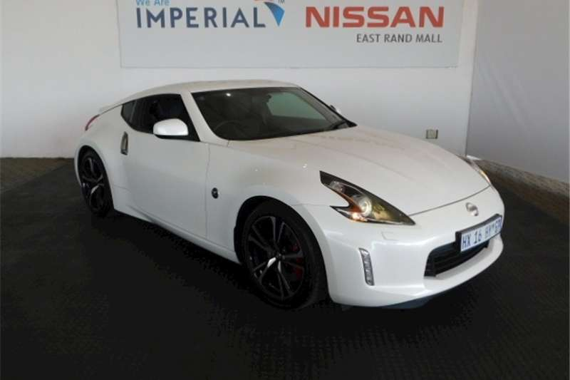 Nissan 370 Z 370Z coupé automatic 2019