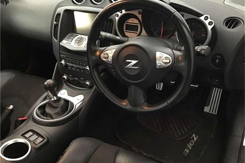 2011 Nissan 370 Z 370Z coupé