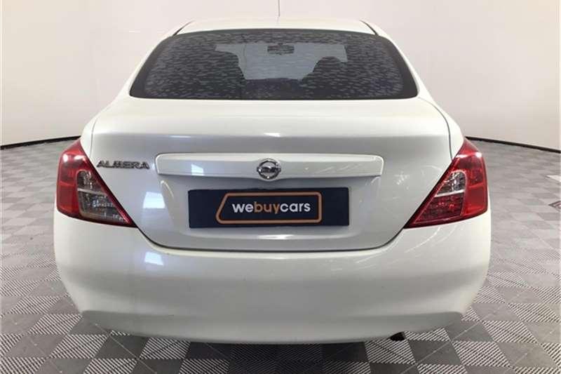 Nissan Almera 1.5 Acenta 2013