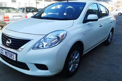 Used 2013 Nissan Almera 1.5 Acenta
