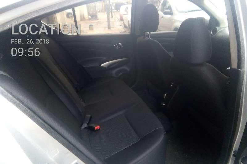 2014 Nissan Almera Almera 1.5 Acenta