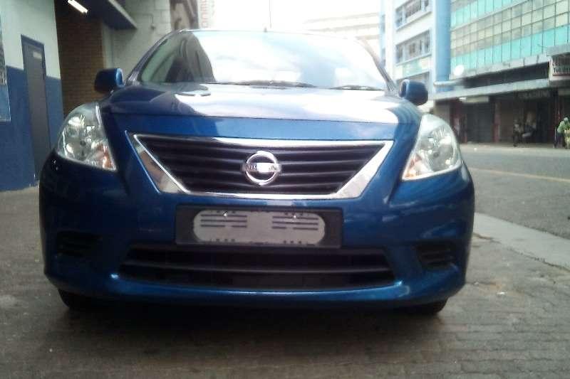 Nissan Almera 1.5 Acenta 2014