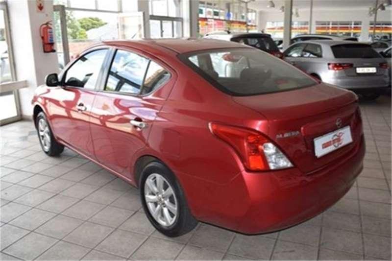 Used 2014 Nissan Almera 1.5 Acenta