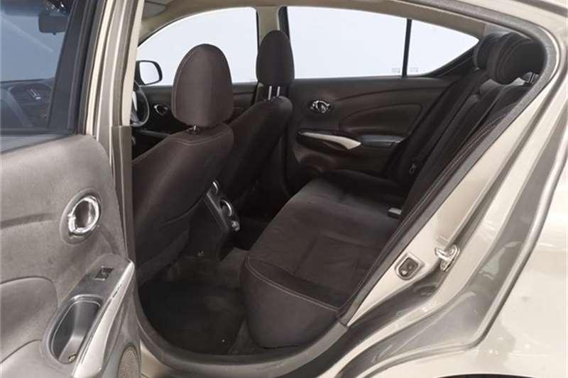 Used 2015 Nissan Almera 1.5 Acenta