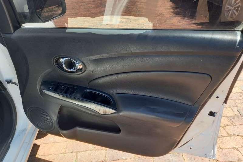 2015 Nissan Almera Almera 1.5 Acenta