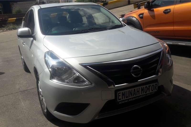 2016 Nissan Almera Almera 1.5 Acenta