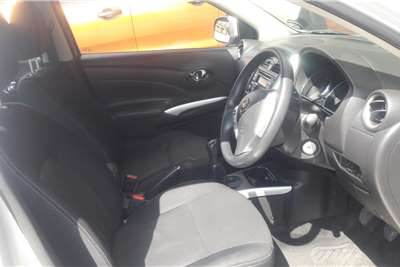 Nissan Almera 1.5 Acenta 2016