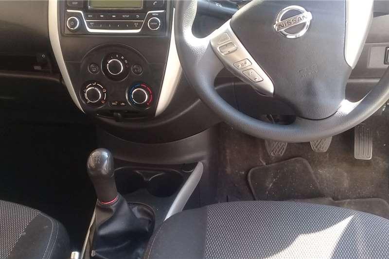 Nissan Almera 1.5 Acenta 2017