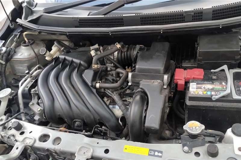 2017 Nissan Almera Almera 1.5 Acenta