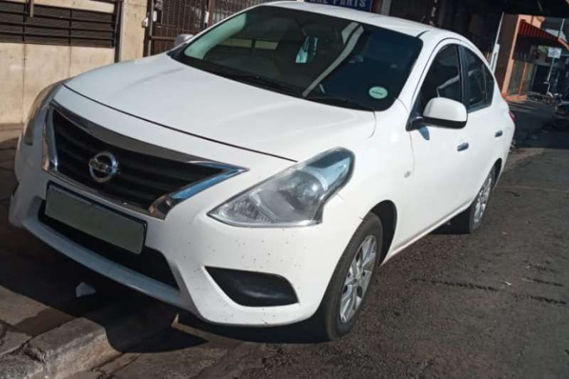 Nissan Almera 1.5 Acenta 2018