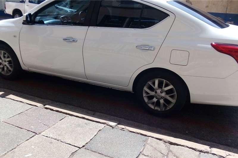 2018 Nissan Almera Almera 1.5 Acenta