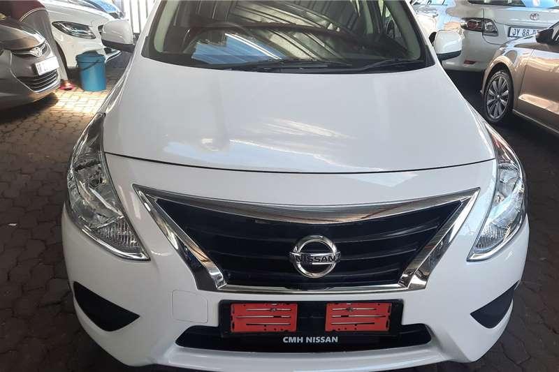 2020 Nissan Almera Almera 1.5 Acenta