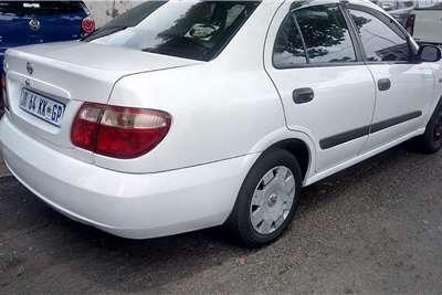 Used 2005 Nissan Almera 1.5 Acenta auto