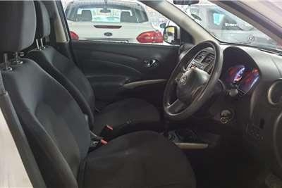 Nissan Almera 1.5 Acenta auto 2013