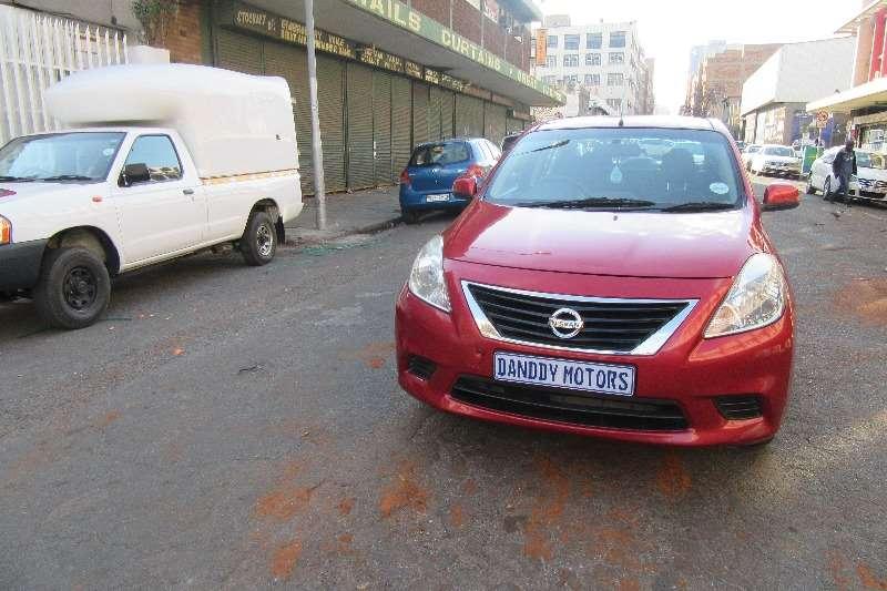 Nissan Almera 1.5 Acenta auto 2014