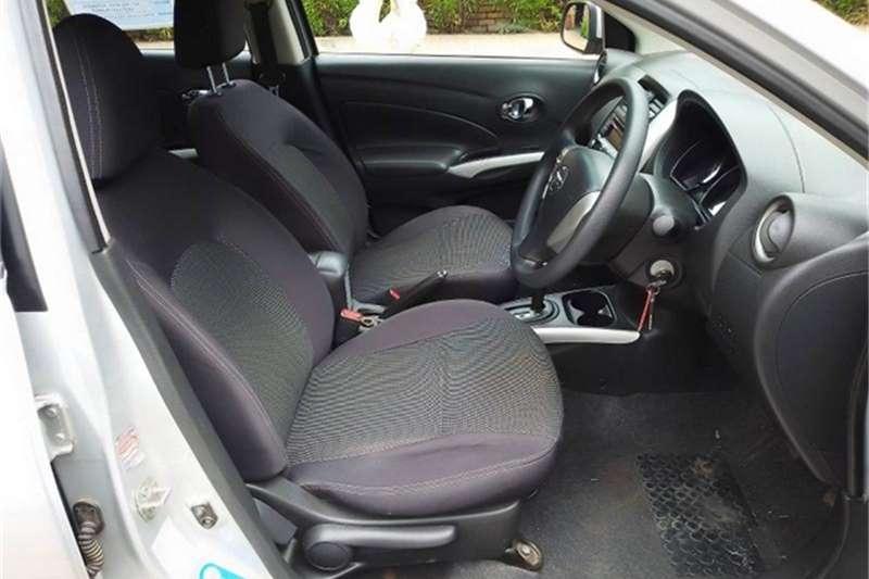 2014 Nissan Almera Almera 1.5 Acenta auto