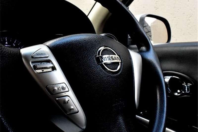 Used 2015 Nissan Almera 1.5 Acenta auto