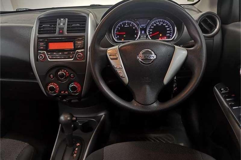 2016 Nissan Almera Almera 1.5 Acenta auto